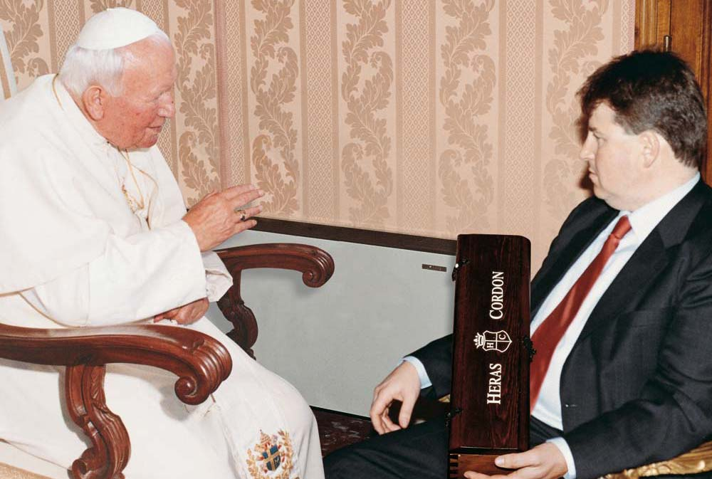 Vino del Papa