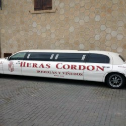 Limusina Heras Cordón – colaboraciones – Bodegas Heras Cordón