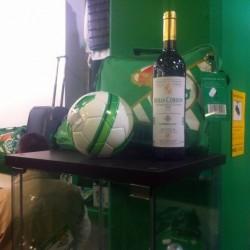 Real Betis Balompié – colaboraciones – Bodegas Heras Cordón
