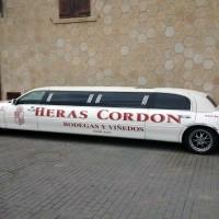 limusina heras cordon - colaboraciones - bodegas heras cordon miniatura